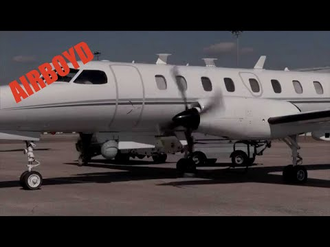 RC-26 Surveillance Aircraft - New Life For The Metroliner