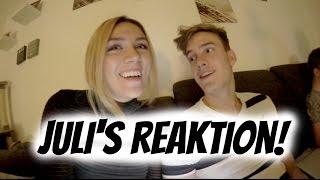 JULI'S REAKTION! | AnKat