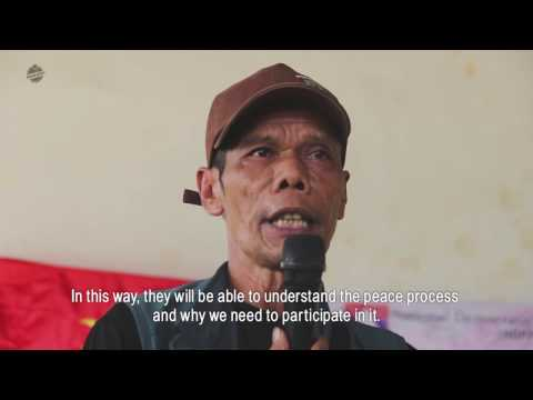 NDFP EXPLAINS CASER IN PEACE FORUM SERIES IN MINDANAO