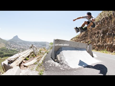 Freeskate in Capetown  80mm   Episode 1
