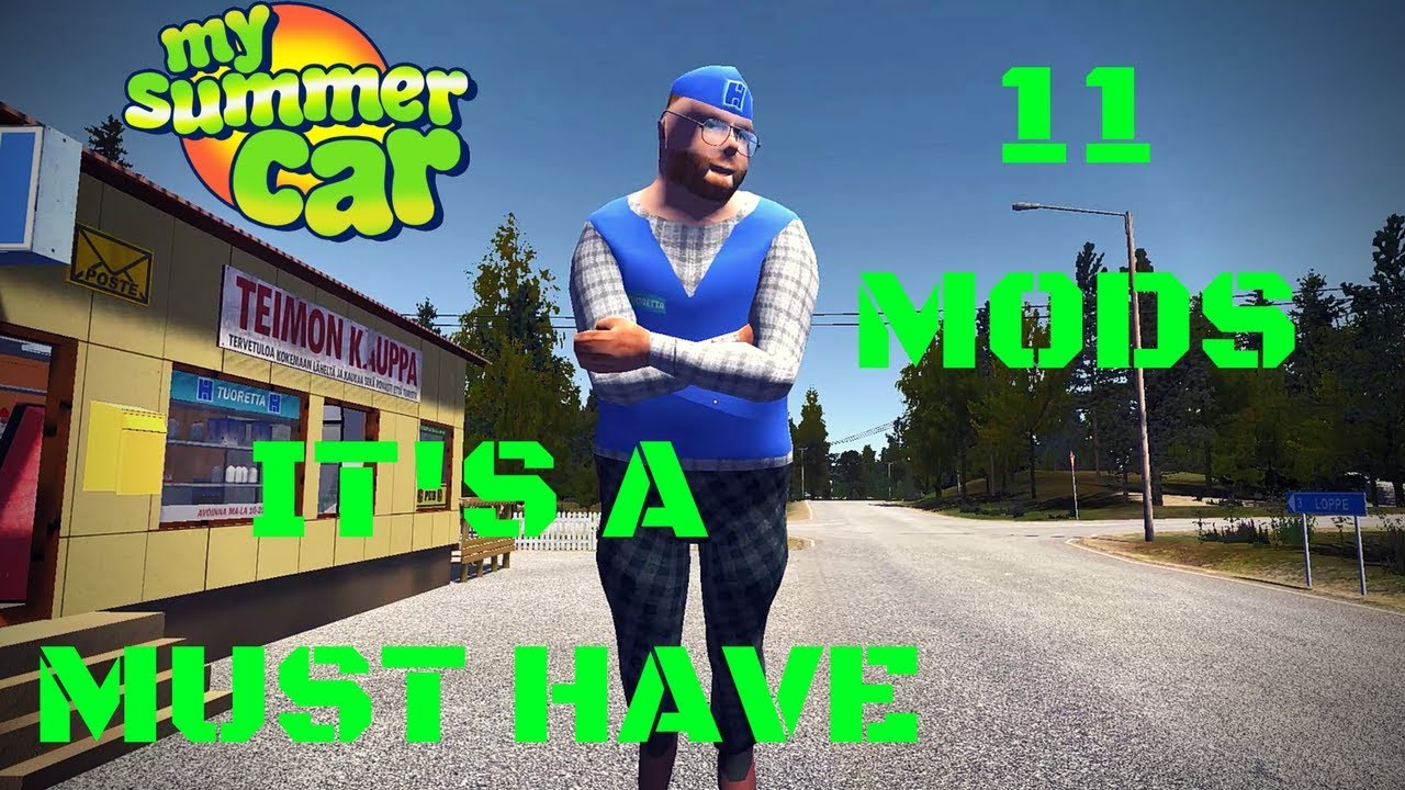 11 useful mods - it's a must have - My Summer Car #77