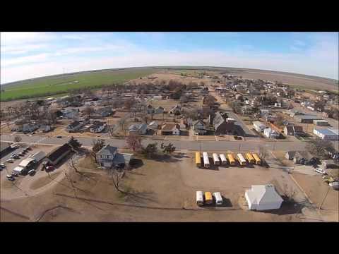 Water Tower-City of Pretty Prairie, Ks