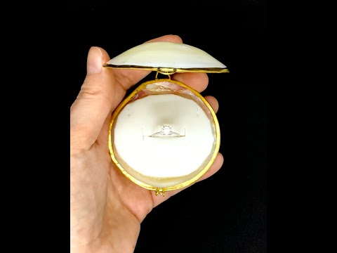 engagement-proposal-vintage-ring-box.-wedding-ring-bearer-case-for-beach-proposal.-handmade-seashell