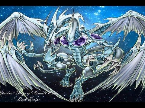 Yugioh 5ds Decade Duels Plus Stardust Dragon/Assault Mode