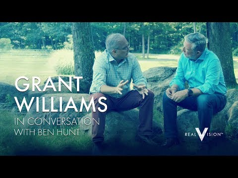 What Bees Can Teach Us About Investing  Grant Williams in Conversation with Ben Hunt