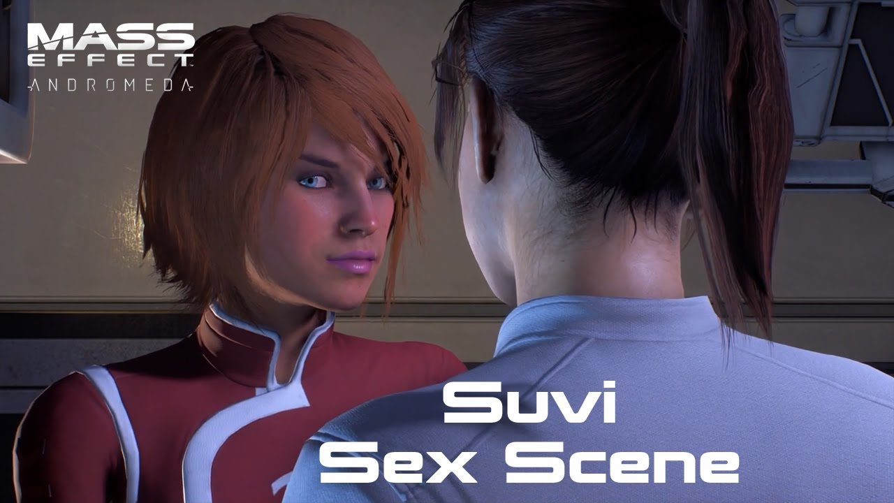 mass effect andromeda sex scene