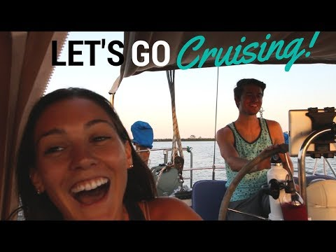 31] Let's Do This!   Abandon Comfort – Sailing The World