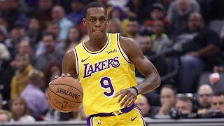 Rajon Rondo Out 6-8 Weeks Injury! 2020 NBA Season