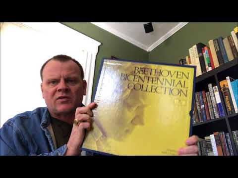 Library Book Sale  Vinyl Haul 2017 -Classical Music