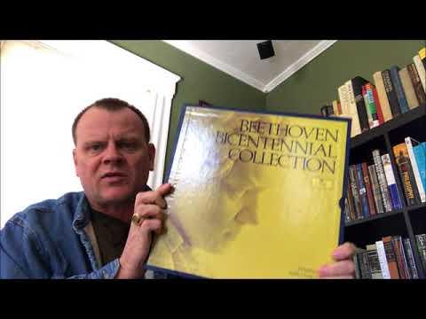 Library Book Sale  Vinyl Haul 2017 -Classical Music