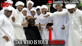 Download Denilson Chibuike Igwe Comedy - Denilson Igwe Comedy - Tah who is your pastor