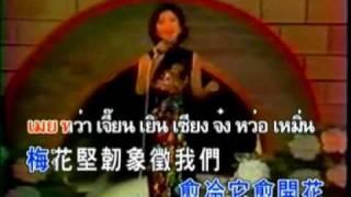 梅花-邓丽君 เหมยฮัว-เติ้งลี่จวิน Mei Hua-Teresa Teng