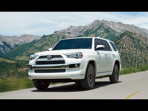 2015 toyota 4runner youtube. Black Bedroom Furniture Sets. Home Design Ideas