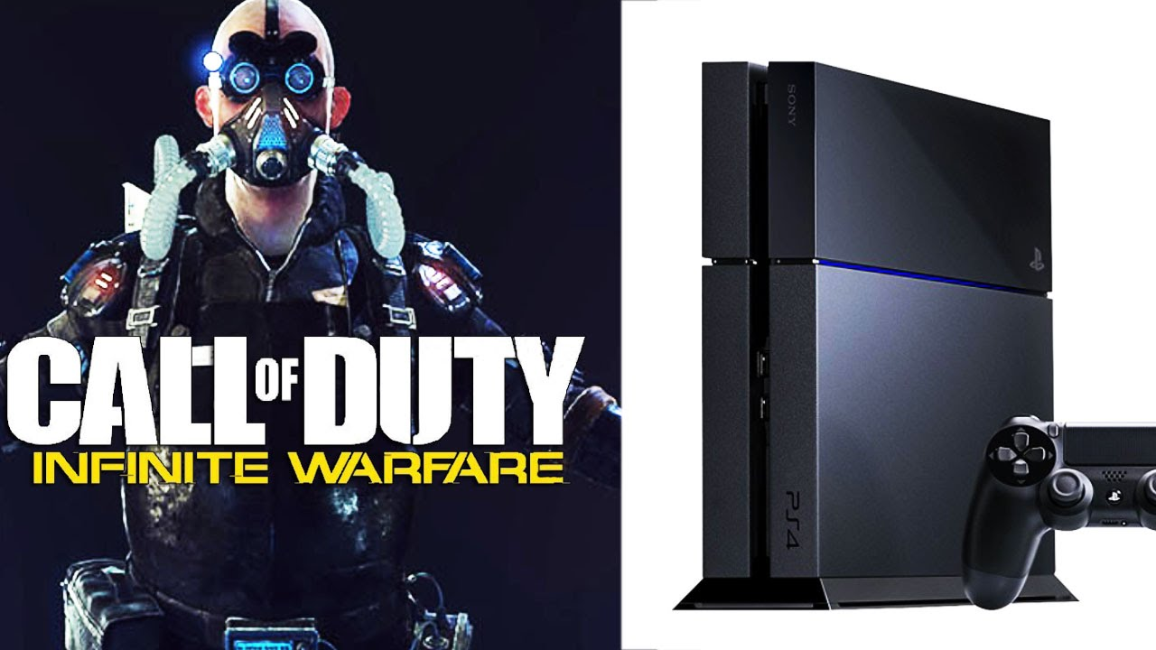 call of duty infinite warfare dlc first on ps4 youtube. Black Bedroom Furniture Sets. Home Design Ideas