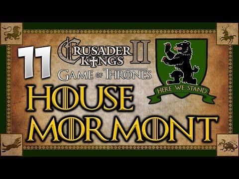 THE GREAT GLITTERHOOF ! Game of Thrones - Seven Kingdoms Mod - Crusader Kings 2 Multiplayer #11