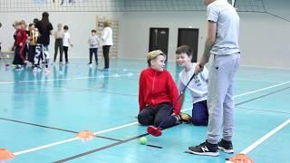 Играем в SNAG golf в помещении спортивного зала | 2025golf