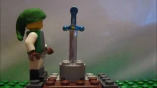 The Lego of Zelda ep 1:  An Unexpected Visitor