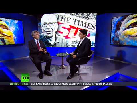 Governments 'fundamentally do not believe in democracy' – Paris attacks & press freedom
