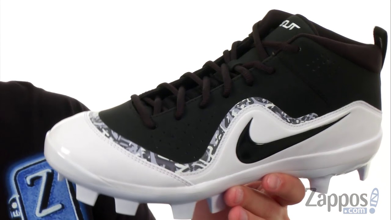 bc9fdc88d49 Nike Force Trout 4 Pro MCS SKU  8954112 - YouTube