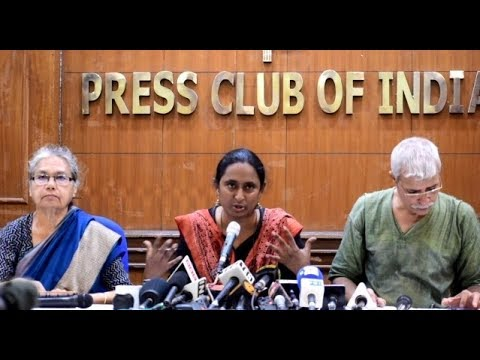 Kavita Krishnan (AIPWA), presents report on groud reality on J&K | Article 370