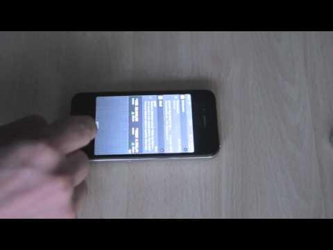 iOS 5 på iPhone 4 de 3 fedeste funktioner