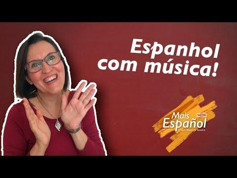 Espanhol com Música - Sofia   Imperativo Afirmativo