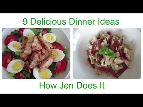 9 Delicious Dinner Ideas | Recipes