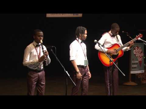 Ubuciko The Art at Poetry Africa 2013