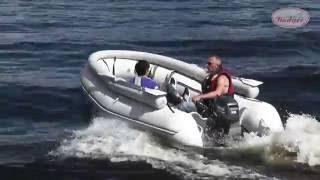 Обновленная серия лодок Badger Air Line (НДНД) модельного ряда 2017 г.