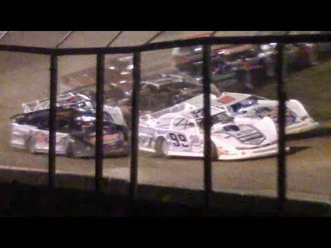 Super Late Model Feature | Eriez Speedway | 9-22-18