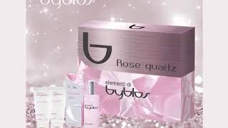 Byblos Rose Quartz 120ml / 4.oz Eau De Toilette Spray Perfume Fragrance for Women