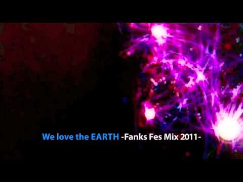 We Love The Earth #fanksfes cover