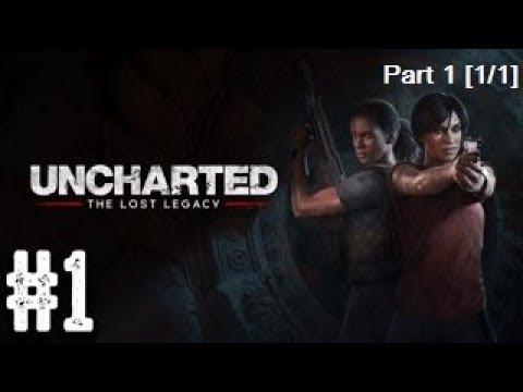 Uncharted: The Lost Legacy - Part 1 [1/1] HRK Twitch กระจกวิเศษจงบอกข้า ใครดำที่สุดในโลก