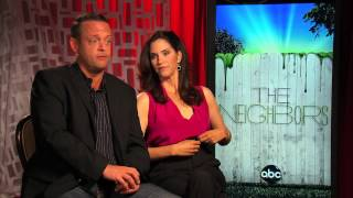 The Neighbors - Lenny Venito & Jami Gertz