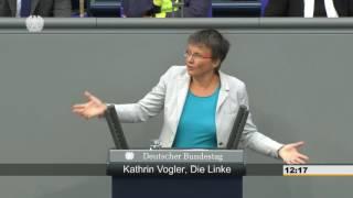 Kathrin Vogler, DIE LINKE: Bittere Pillen für gesetzlich Krankenversicherte