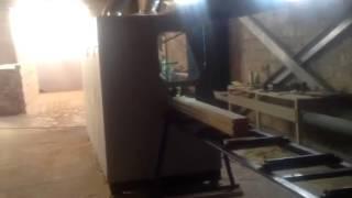 Производство профилированного бруса(, 2014-11-13T10:13:31.000Z)