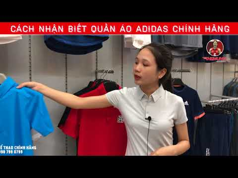 Cách Nhận Biết Quần Áo Adidas Chính Hãng - TheMungsport.com
