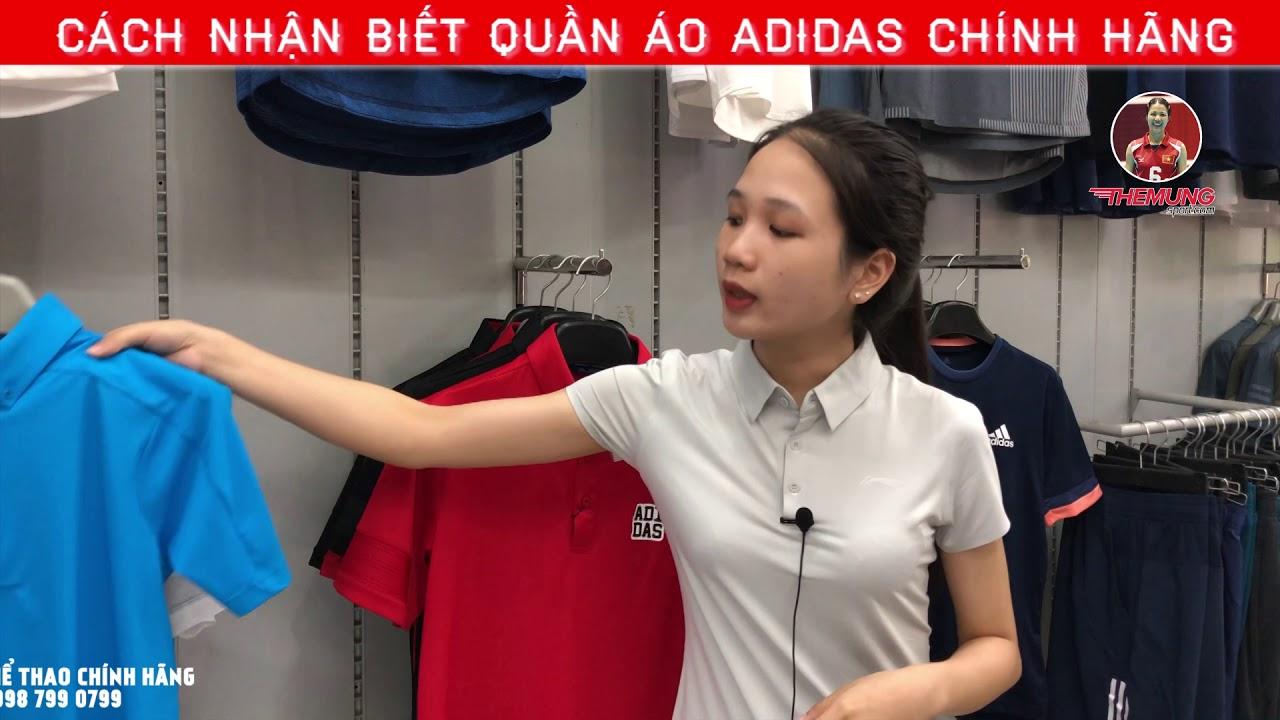 Cách Nhận Biết Quần Áo Adidas Chính Hãng – TheMungsport.com