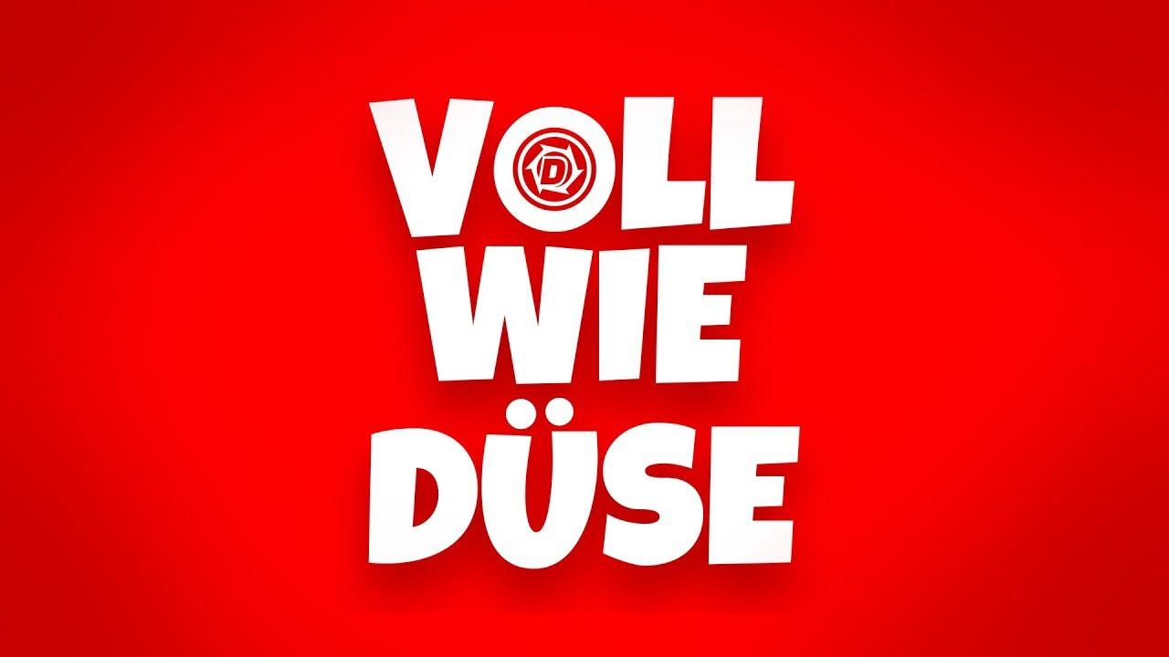 Voll Wie Duse Dj Duse Lyric Video Youtube