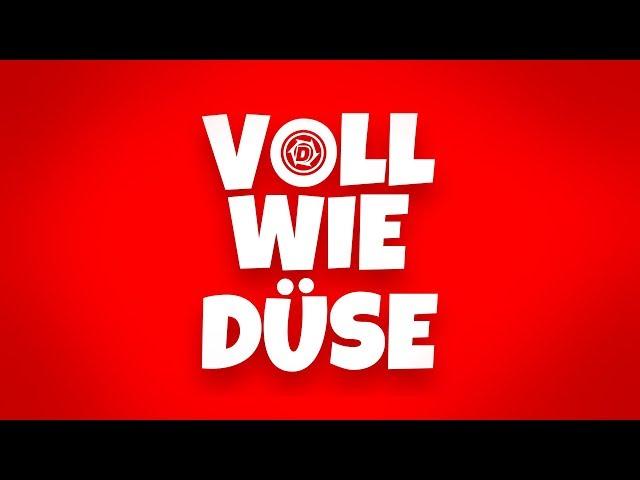 Voll wie Düse - DJ Düse (Lyric Video)