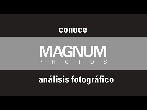 Aprende composición fotográfica con la Agencia Magnum
