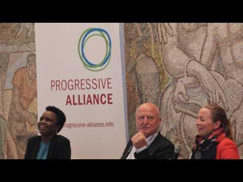 Progressive Alliance Meeting in June 2017