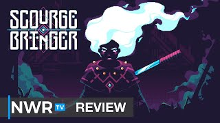 ScourgeBringer (Switch) Review - Pissed-Off Celeste (Video Game Video Review)