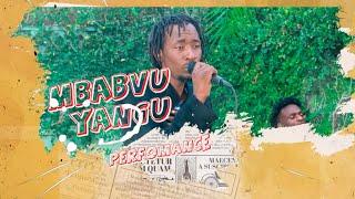 Poptain- Mbabvu Yangu Live EP1 (Road To London)