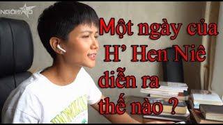 💙 Một ngày (24h) của Hoa hậu H'Hen Niê diễn ra như thế nào ?