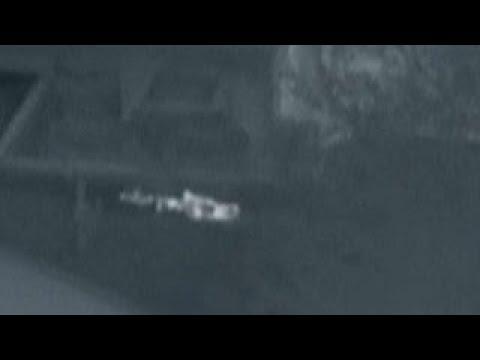 Video shows North Korean defector shot several times
