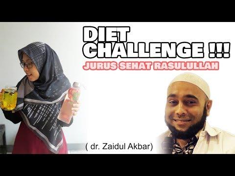 7 DAYS DIET CHALLENGE JSR BY DR  ZAIDUL AKBAR  // Share Hasil Dan Menu JSR