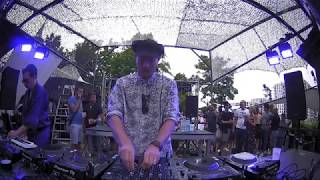 WhoMadeWho at Watergate Open Air, June 2019 (Beatport Live)