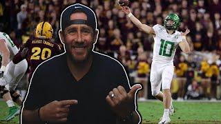 NFL Draft Analysis: Justin Herbert Round 2