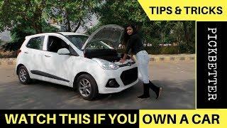 DIY Car Maintenance   Basic Tips